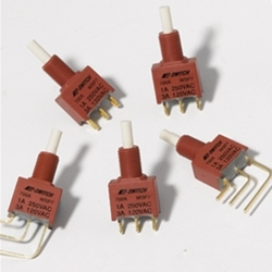 Miniature Switches Pushbutton Rocker Toggle Slide
