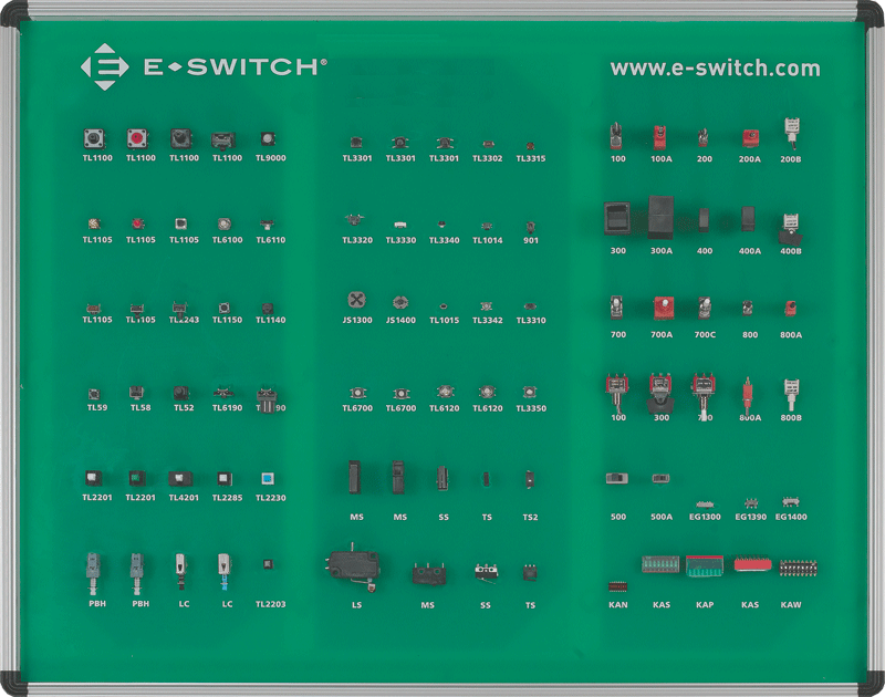 pcb switches