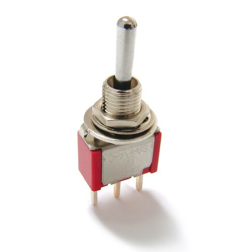 100 Series Miniature Toggle Switches